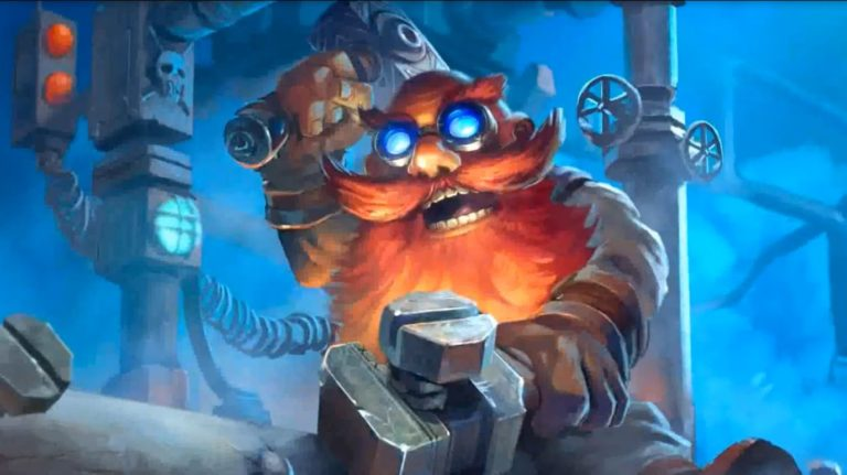 Hearthstone Goblins and Gnomes