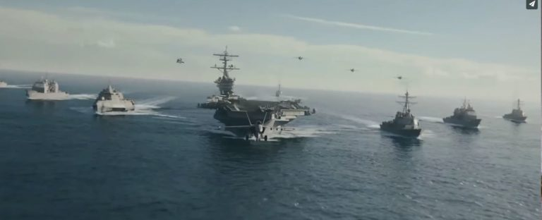 US Navy: Sea to Stars commercial