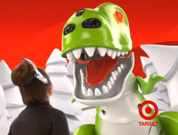 Target Holiday Commercials 2014