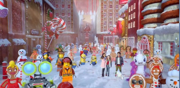 Target Holiday Commercials 2015